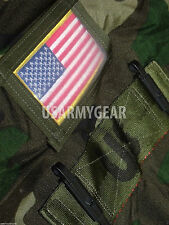 Woodland Protective Equipment NBC JSLIST Carrying Bag Small Book Back Pack Army