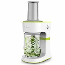 Kenwood FGP200WG Electric Spiralizer Vegetable Curl In White And Green New