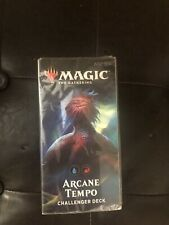 MTG 2019 Challenger Deck Arcane Tempo Magic The Gathering Factory Sealed