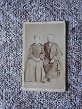 Kabinettfoto CDV, Fotograf B. Sparmeyer aus Herrnhut um 1880