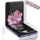 High Definition Soft Pet Screen Protector for Samsung Galaxy Z Flip SM-F700U USA