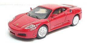 1/72 Dydo Hot Wheels FERRARI F430 RED diecast car model