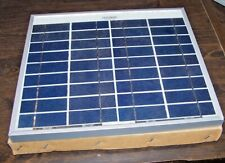 WINDYNATION 10W SOLAR PANEL POLYCRYSTALLINE  PHOTOVOLTAIC CHARGES 12V BATTERIES