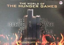 THE HUNGER GAMES THE WORLD OF THE HUNGER GAMES BOOKENDS HMV CANADA EXCLUSIVE NEW