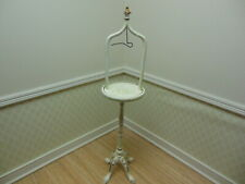 Dollhouse Miniatures Furniture 1/12: S9 4294wt  Birdcage/Plant stand