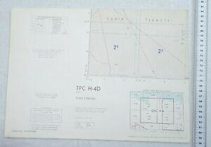Tactical Pilotage Chart TPC H-4D Libya Large Scale Map