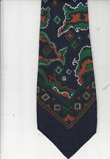 Lanvin-Paris-Authentic-100% Silk Tie-La23-Men's Tie