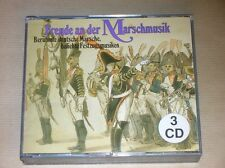 BOITIER 3 CD RARES / FREUDE AN DER MARSCHMUSIK / MUSIQUE MILITAIRE ALLEMANDE+++