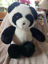 Vintage Dakin Panda Bear 1986 Honey Joe Black And White Teddy Bear Plush - 20�