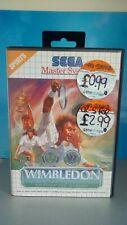 Wimbledon, Sega Master System, 1992, RARE