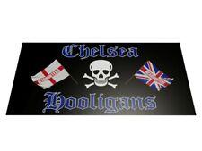 20 x Chelsea Headhunters Football Stickers