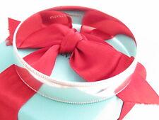 "Tiffany & Co Silver Tiffany Yours Wide Bead Edge Bangle Bracelet 8"" Wrist"