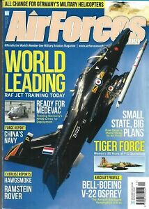 AIR FORCES MONTHLY 2012 DECEMBER CHINA NAVY J-11 J-10 RAF USAF QATAR AIR FORCE