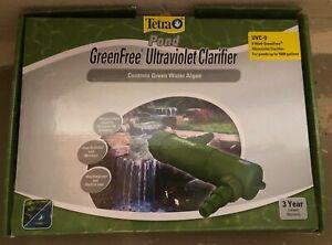 Tetra Pond GreenFree Ultraviolet Clarifier UVC-9 Up to 1800 Gph