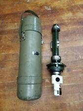 1977 AFV Cased Optical Boresight 1240-99-964-6867 Military Militia Army Surplus