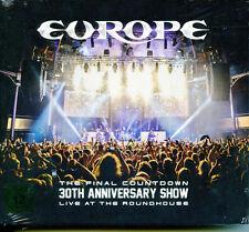 EUROPE THE FINAL COUNTDOWN (30TH ANNIVERSARY SHOW LIVE) 2CD+BLU-RAY DIGIPACK