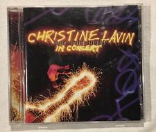 One Wild Night in Concert by Christine Lavin (CD, Sep-1998)