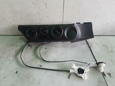 TOYOTA HILUX HEATER/AC CONTROLS NON CLIMATE CONTROL TYPE, 09/15- 15 16 17 18 19