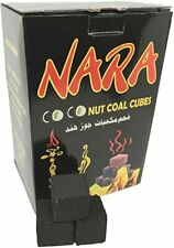 Nara Cube Coal Shisha Hookah - Best Quality Coconut Coal -Lasts 100 minutes 907g