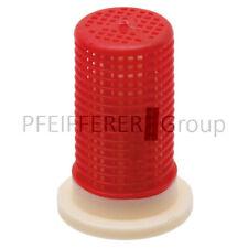 LECHLER Düsenfilter Kunststoff rot 25 Maschen V-Nr. 0652565600