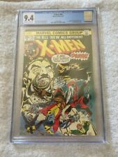 X-Men 94 CGC 9.4 *Key Book* first new X-men team in comics!