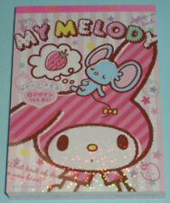 2012 Japan Sanrio Original My Melody Memo pad Paper 144 sheet 8 design