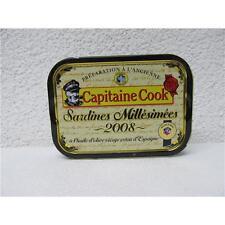 Sardinen in Olivenöl, Jahrgang 2008, Frankreich (Jahrgangs-Ölsardinen), 115g