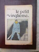 Tintin - BEAU Petit Vingtième- n°44 du 01/11/1934 (2 PAGES LOTUS) TBE!!!