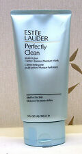 Estee Lauder Perfectly Clean Multi Action Cream Cleanser/Moisture Mask 150ml-New