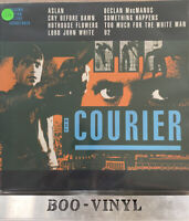 Original Soundtrack vinyl LP album record The Courier UK V2517 VIRGIN 1988 Ex