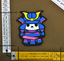 "PVC / Rubber Patch ""Light (Samurai Panda)"" by EPIK PANDA® brand"