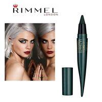RIMMEL Kohl Kajal Ultimate 24H Delineador Ojos Eyeliner WP Khol Verde Esmeralda