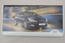 GENUINE KIA  COMPLETE  AFTERCARE Car Cleaning/Valet Kit NEW in box