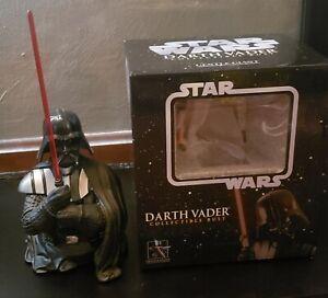 Star Wars Gentle Giant 2005 ROTS Darth Vader Mini Bust