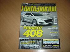 AJ N°779 Dossier Ferrari.BMW X1 23d.Audi TT RS Roadster.Audi A5 3.0 TDi