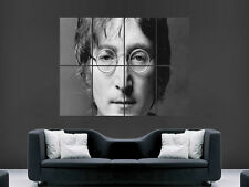 John lennon musique legend the beatles wall poster art photo imprimé large