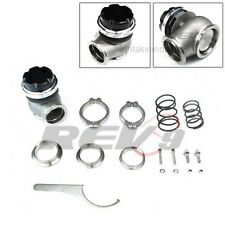 RS-series 44mm V Band Wastegate Turbo t3t4 t4 t70 t72 t76 t88 5-10-11-21 PSI