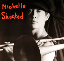MICHELLE SHOCKED 1989 CAPTAIN SWING PROMO POSTER ORIGINAL