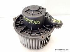 Heater Blower Motor- 06 Kia Sorento 2.5 Crdi Auto Ref.315