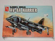 """ERTL 1988 McDonnell/Douglas AV-8A """"Harrier"""" USMC Fighter 1/72 Model Kit **NEW**"""