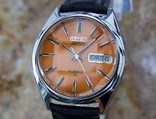 Seiko Actus Mens Automatic Made in Japan Stainless Steel 1970 Vintage Watch Y83
