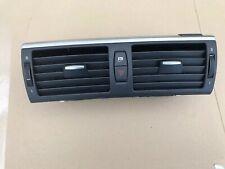 BMW X5 E70 X6 E71 Hazard Swift Glove Box Door Lock Switch Air Vent