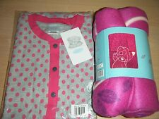 ME TO YOU TATTY TEDDY ONESIE & SNUGGLE BLANKET GIFT NEW WITH TAGS