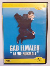DVD COMIQUE / GAD ELMALEH LA VIE NORMAL