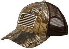 Browning Patriot Baseball Cap Realtree Xtra Print Flag Logo One Size 308176881