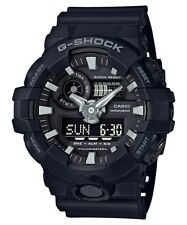 Casio G-Shock Black Analogue/Digital 3D Face Mens Sports Watch GA700-1B