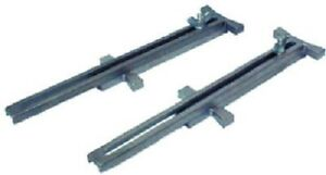 Marshalltown Pair Of Cast Aluminum Line Stretchers