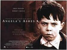 ANGELA'S ASHES Movie POSTER 27x40 B Emily Watson Robert Carlyle Joe Breen Ciaran
