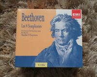 BEETHOVEN: Complete Symphonies - *Rare* 5 CD Boxset - New/Sealed 1995