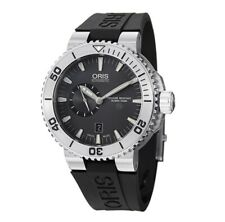 Oris Aquis Titan Automatic Grey Dial Men's Watches 01743766472530742634TEB